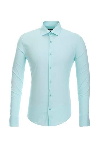 Рубашка мужская BAWER 1SL03 зеленая L