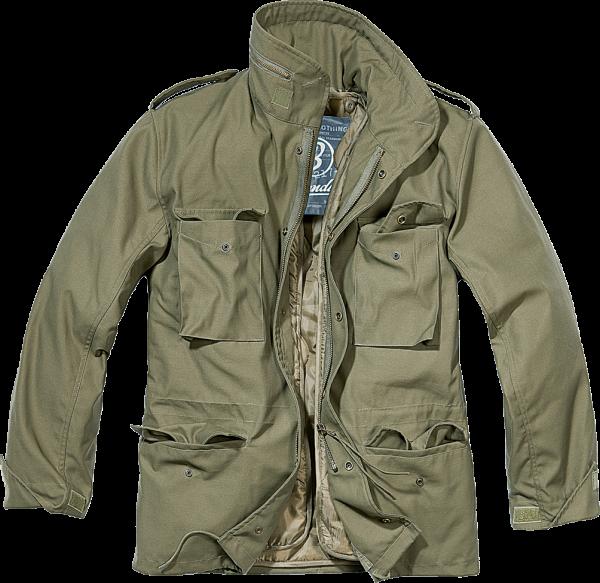 Куртка мужская Brandit 3108 зеленая S