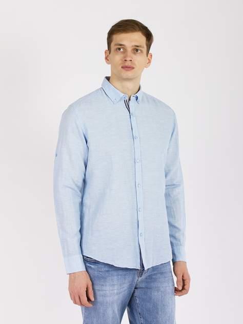 Рубашка мужская DAIROS GD81100419, голубой