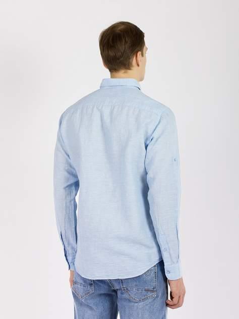 Рубашка мужская DAIROS GD81100419 голубая L