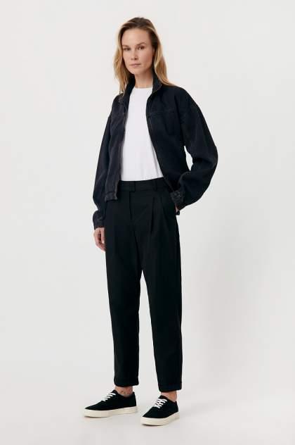 Женские брюки Finn Flare FAB11010, черный