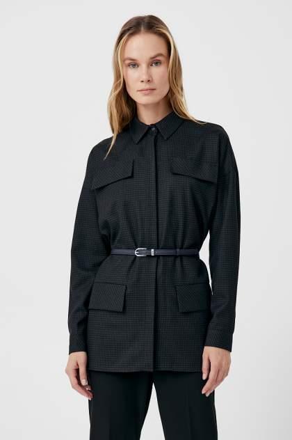 Женская рубашка Finn Flare FAB11021, черный