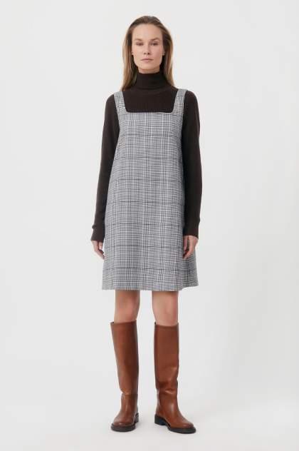 Женское платье Finn Flare FAB110205R, черный