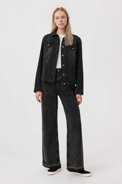 Женские джинсы  Finn Flare FWB55002, черный