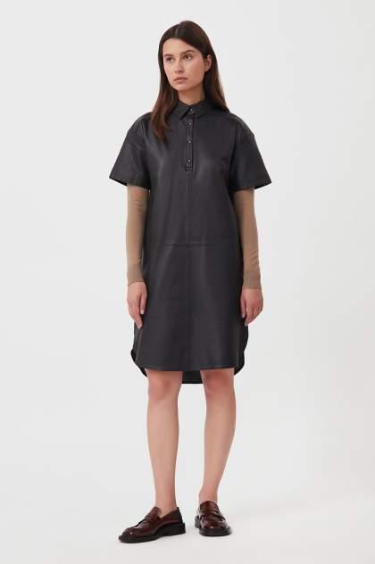 Женское платье Finn Flare FAB11805, черный