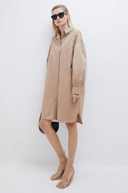 Женское платье ZARINA 1224020520, коричневый