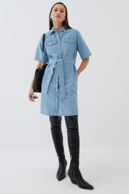 Женское платье ZARINA 1224414514, голубой