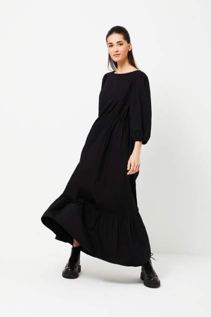 Женское платье Sela 1804010716, черный
