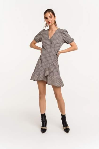 Платье женское befree 2111488559 бежевое L