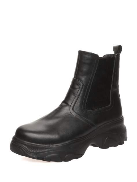 Ботинки женские MAKFLY 114MF-8-5, черный