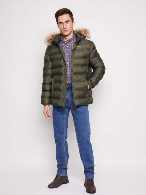 Куртка Zolla 01034511F174, хаки