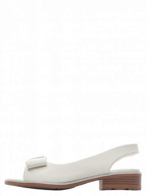 Туфли женские INSTREET 26-91WA-136SS белые 37 RU