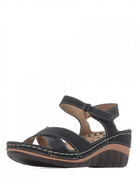 Женские сандалии INSTREET 268-33WA-099SS, черный