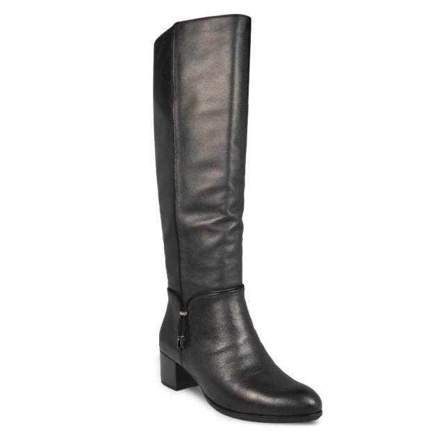 Ботфорты женские Cavaletto 550568-1833-9-1 черные 37 RU