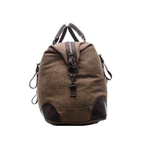 Дорожная сумка Athletic pro. YF001 brown 48 x 58 x 27 см