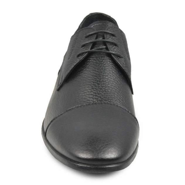Туфли мужские Ralf Ringer 599102 черные 43 RU