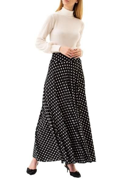 Юбка женская Alina Assi 19-501-401 черная 5XL