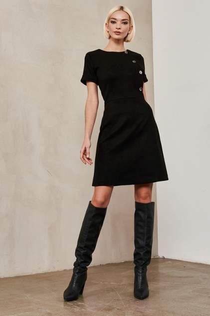 Платье женское Vittoria Vicci 1809-51623 черное 44