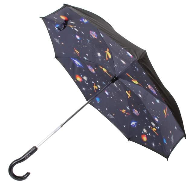 Зонт женский Flioraj 110011 FJ черный