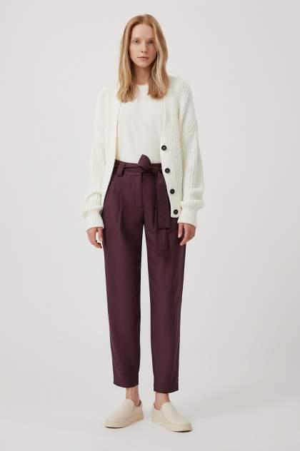 Женские брюки Finn Flare FWB51035, бордовый