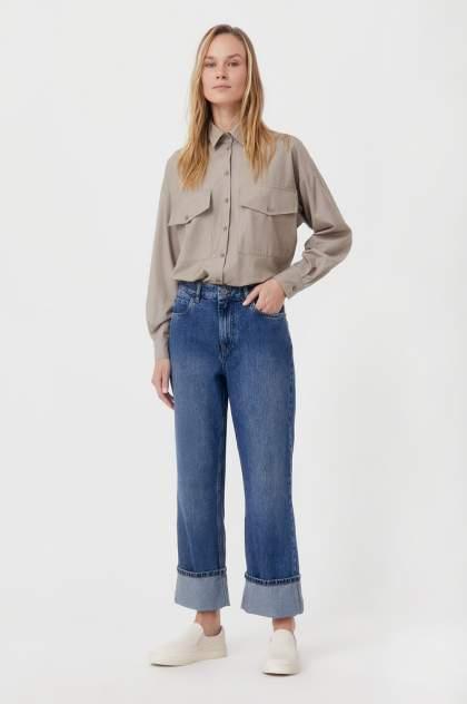 Женские джинсы  Finn Flare FAB15001, синий