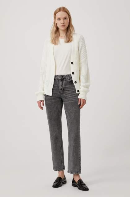 Женские джинсы  Finn Flare FAB15006, серый