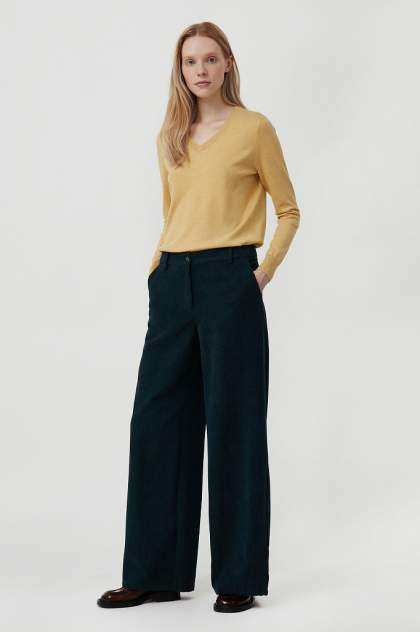 Женские брюки Finn Flare FAB11056, зеленый