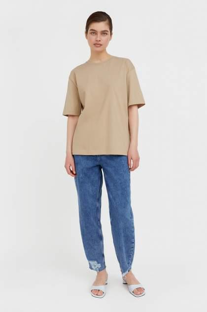 Женские джинсы  Finn Flare B21-15022, голубой