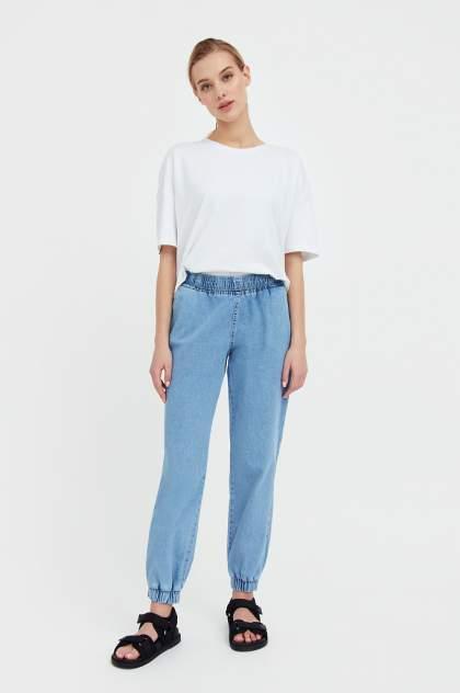 Женские джинсы  Finn Flare B21-15034, голубой