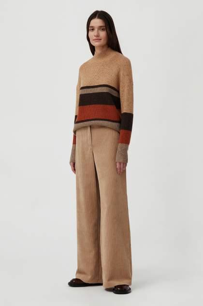 Женские брюки Finn Flare FAB11056, бежевый