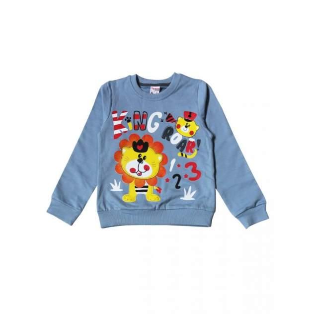 Джемпер детский Tekstil, цв.серый