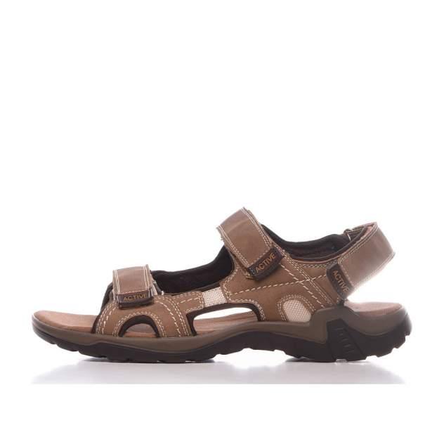 Мужские сандалии ZENDEN 248-91MV-060ST, коричневый