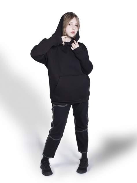 Худи женское JOY'S HDE-JOYS черное M