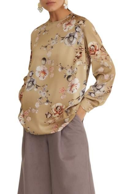 Блуза женская Alina Assi 15-499-306 желтая S-162177