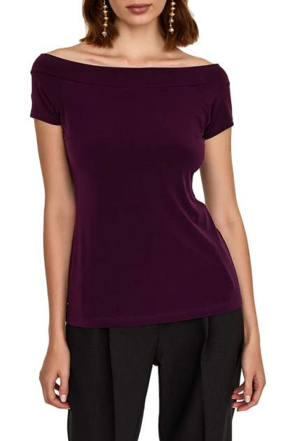 Блуза женская Alina Assi 14-502-558-Darkpurple1 фиолетовая S
