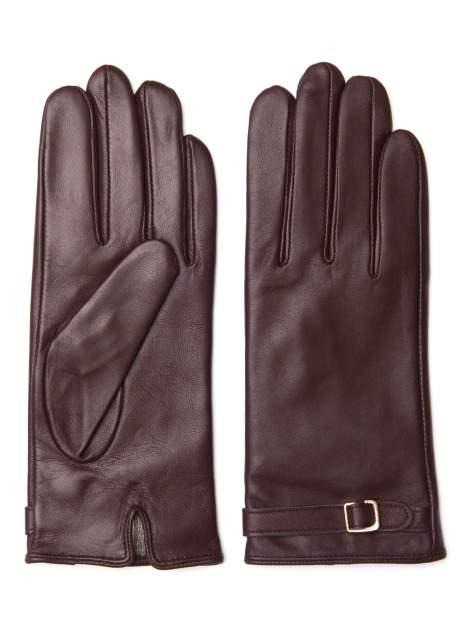Перчатки женские Hannelore 1390283 коричневые, р. 8