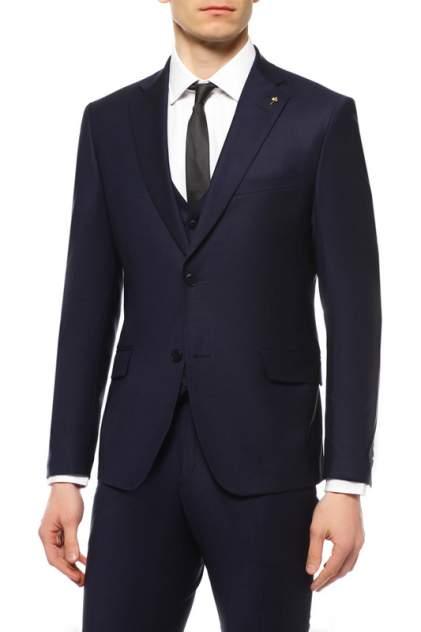 Классический костюм мужской BOLINI 1361 S VALADO синий 54-176