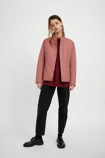 Куртка женская Finn Flare A20-12055 розовая 5XL