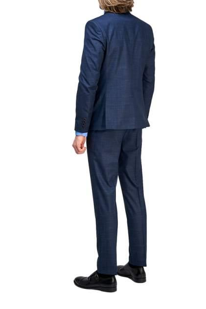 Классический костюм мужской LACONI 1321 US MAJE синий 48-176