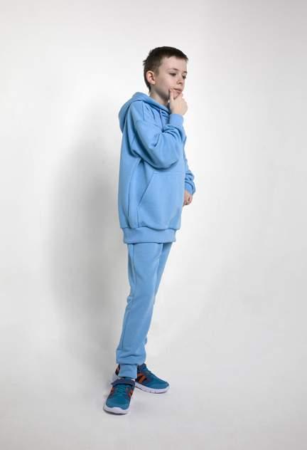Детский спортивный костюм, МаdbаТ, к0009, р.164, цв. голубой