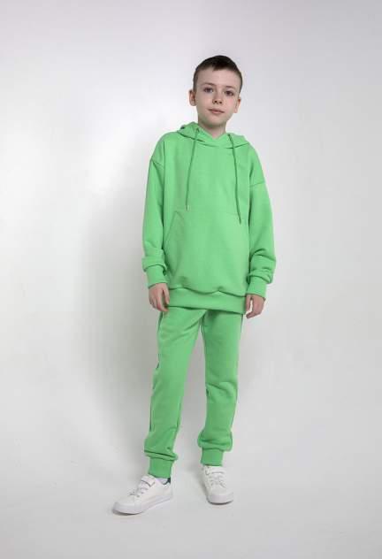 Детский спортивный костюм, МаdbаТ, к0022, р.164, цв. зеленый