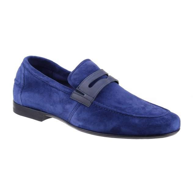 Лоферы мужские Fabi FU8490B, синий