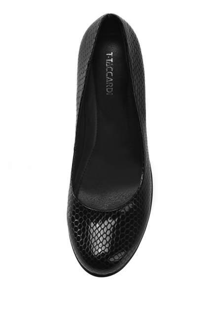 Туфли женские T.Taccardi K0480PM-1 черные 41 RU