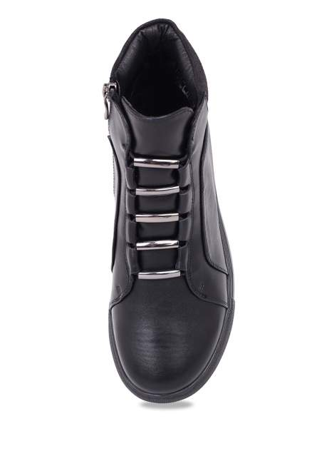 Кеды женские T.Taccardi K0051MH-1 черные 39 RU