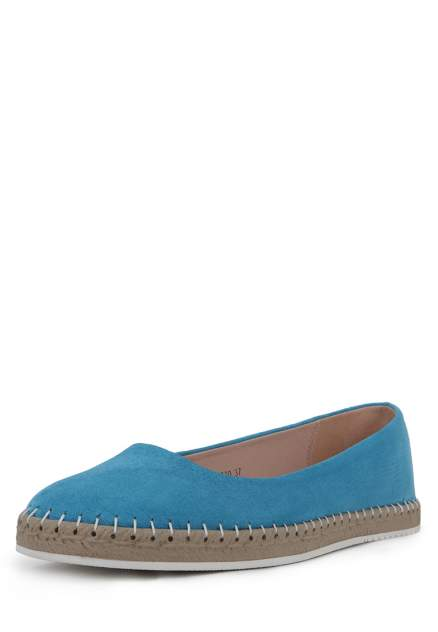 Эспадрильи женские T.Taccardi 710017534, синий