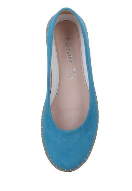 Эспадрильи женские T.Taccardi K0521PM-1C синие 39 RU