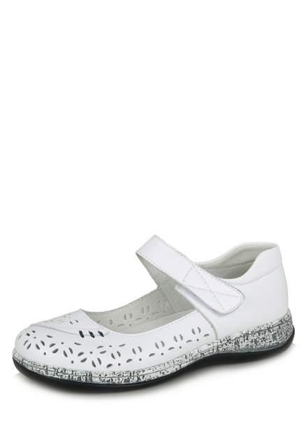 Сандалии женские Alessio Nesca Comfort MYZ20S-104 белые 36 RU