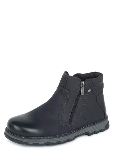 Мужские полусапоги T.Taccardi 59388, черный