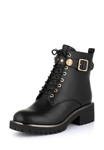 Ботинки женские T.Taccardi K0565MH-2 черные 40 RU