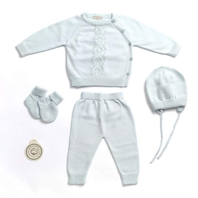 Комплект одежды RBC, цв. голубой р.62